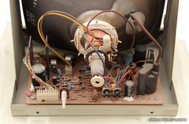 Commodore MMF9000 - CRT