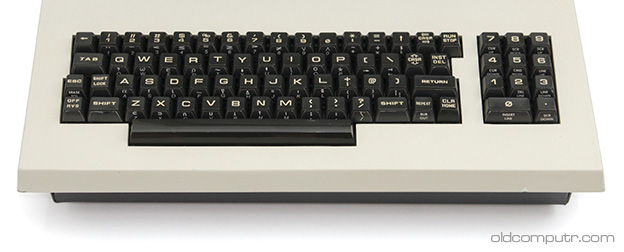 Commodore MMF9000 - keyboard