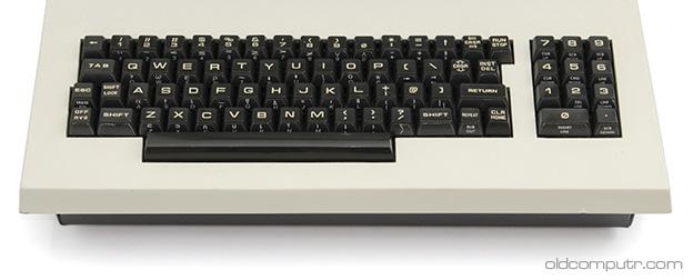 Commodore MMF9000 - keyboard