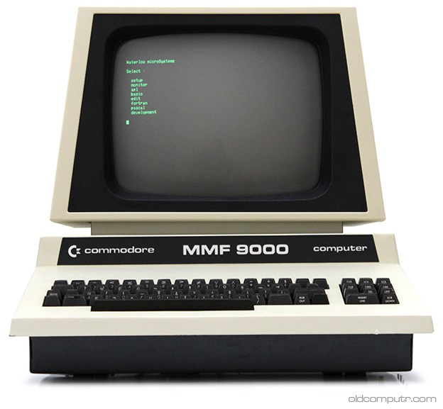 Commodore MMF9000 (SuperPET)