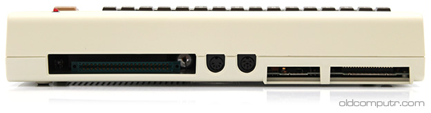 Commodore VIC 20 - back