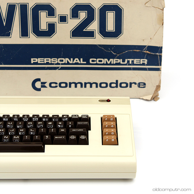Commodore VIC 20 - box