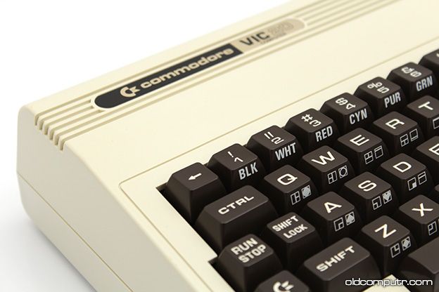 Commodore VIC 20 - detail