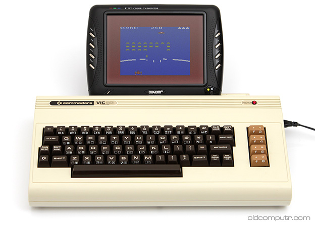 Commodore VIC 20 - Gorf
