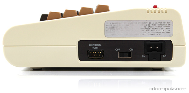 Commodore VIC 20 - side