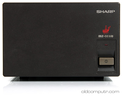 Sharp MZ-80I/O - front