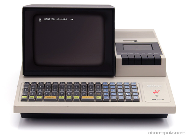 Sharp MZ-80K