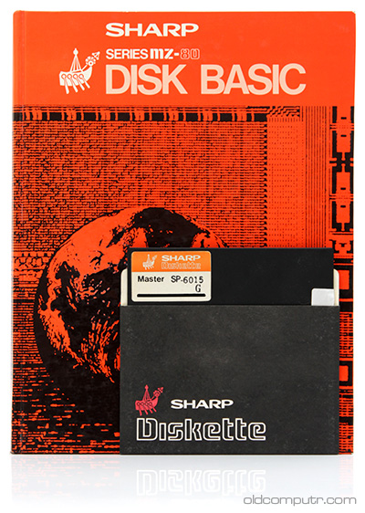 Sharp MZ-80K - Disk BASIC