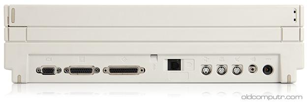 Apple Macintosh Portable - Back