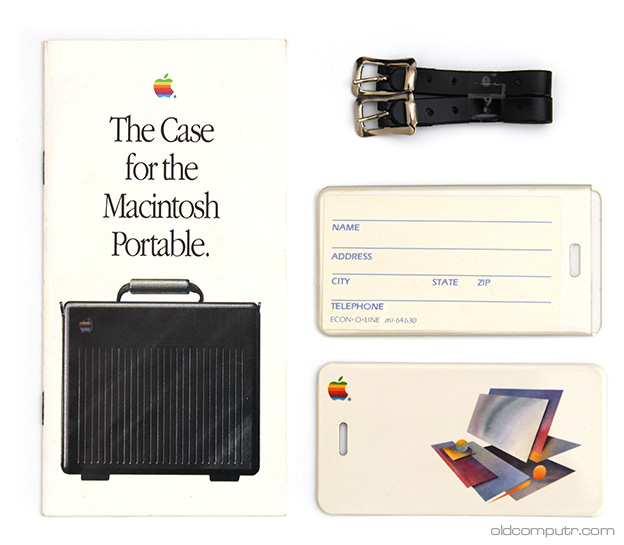 Apple Macintosh Portable - Case accessories