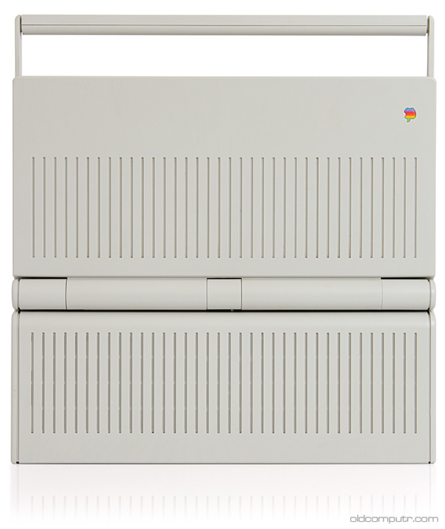 Apple Macintosh Portable - Closed