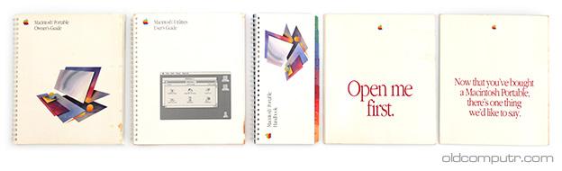 Apple Macintosh Portable - Manuals