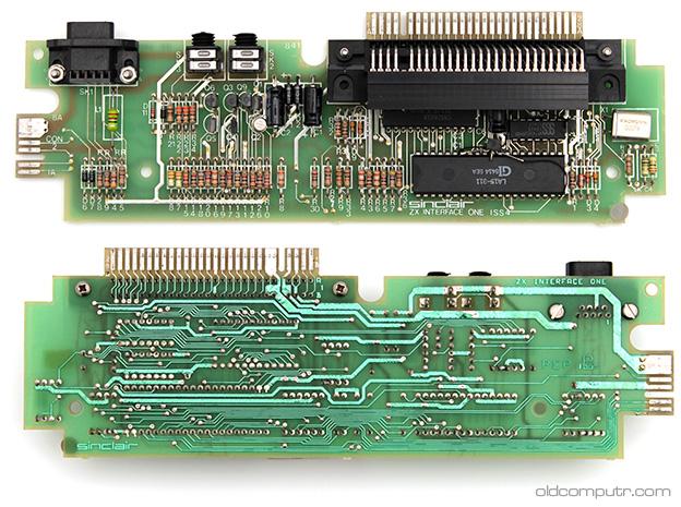 Sinclair ZX Interface 1 - Board