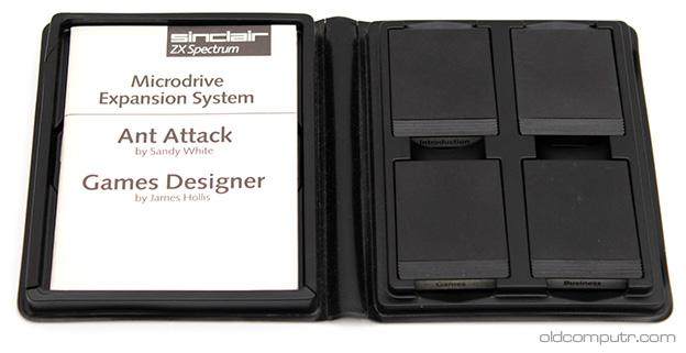 Sinclair ZX Microdrive - Cartridges pack