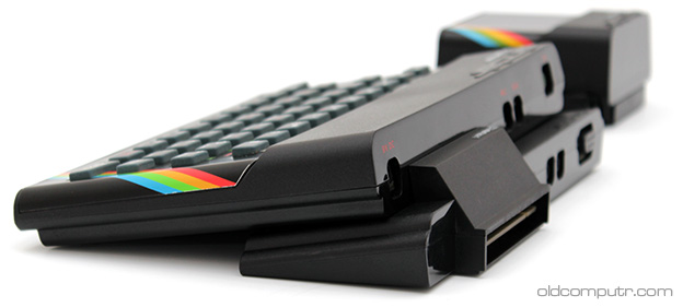 Sinclair ZX Spectrum, ZX Interface 1 and ZX Microdrive