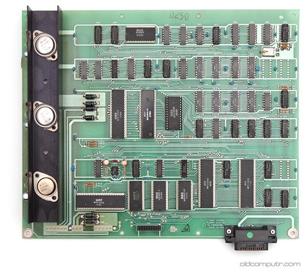 Commodore 4040 - Main board