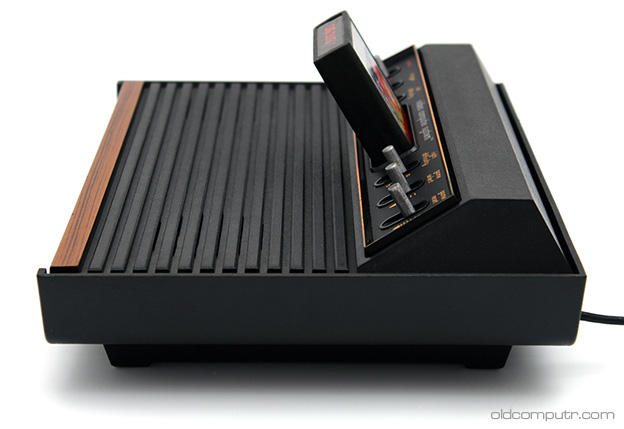 Atari 2600 with cartridge