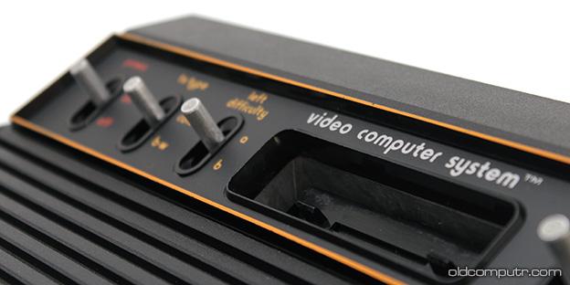 Atari 2600 - Detail