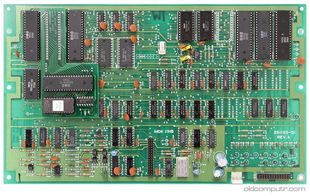 Commodore 8296-D - Drive PCB