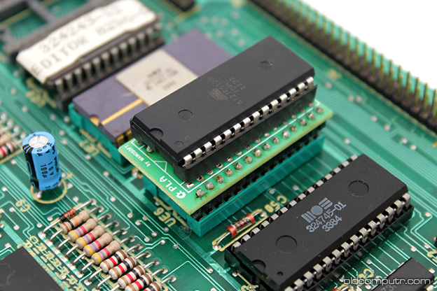 Commodore 8296-D - PLA replacement