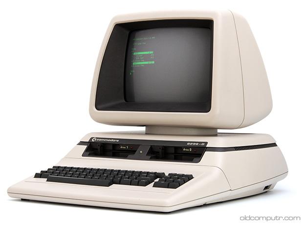 Commodore 8296-D