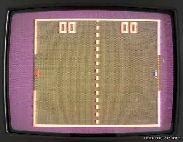 Commodore TV Game 3000H - Football