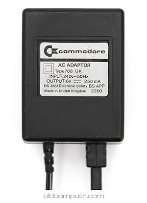 Commodore TV Game 3000H - AC adaptor