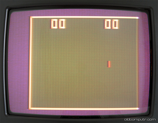 Commodore TV Game 3000H - Squash