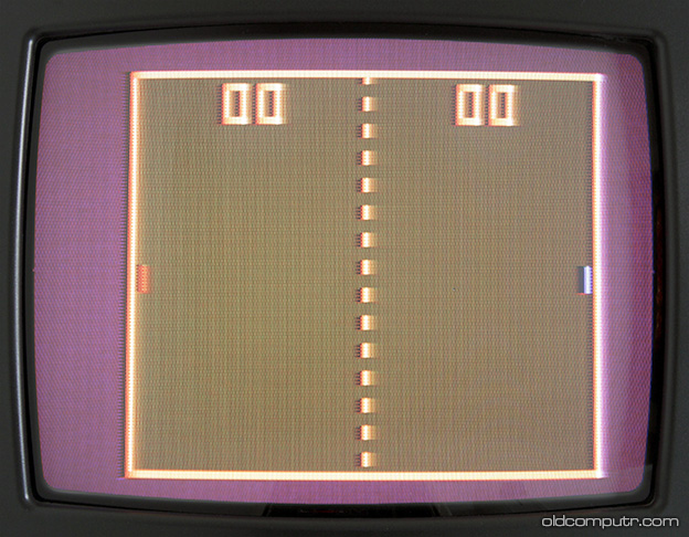 Commodore TV Game 3000H - Tennis