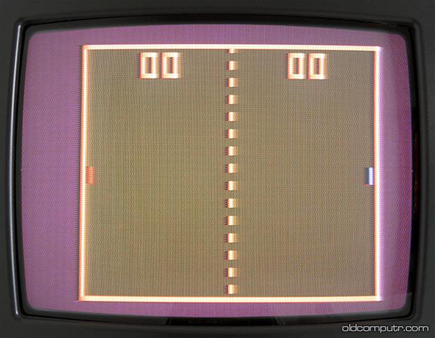 Commodore TV Game 3000H - Tennis