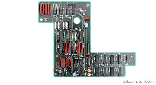Commodore Amiga 1000 - Daughterboard