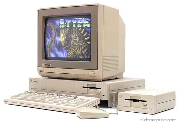 Commodore Amiga 1000 - R•Type
