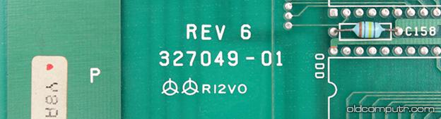 Commodore Amiga 1000 - Rev 6