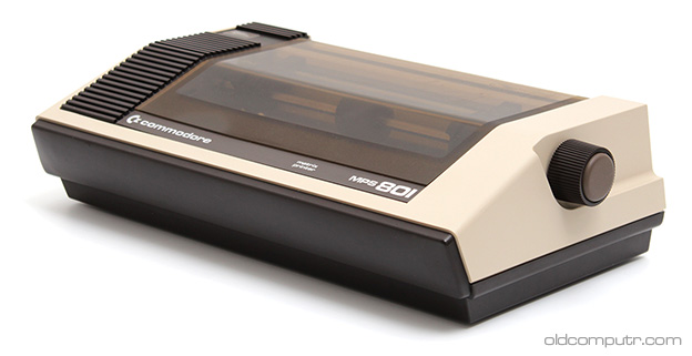 Commodore MPS 801