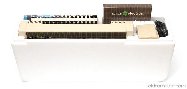 Acorn Electron - box content