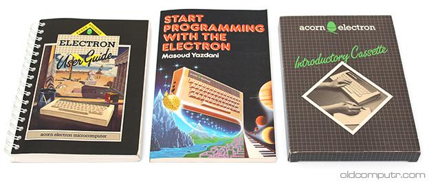 Acorn Electron - manuals
