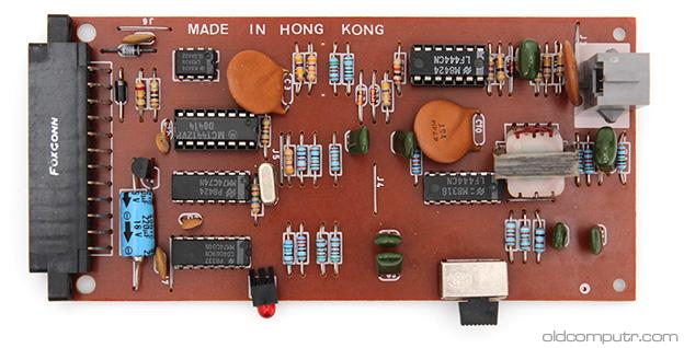 Commodore VICMODEM - pcb