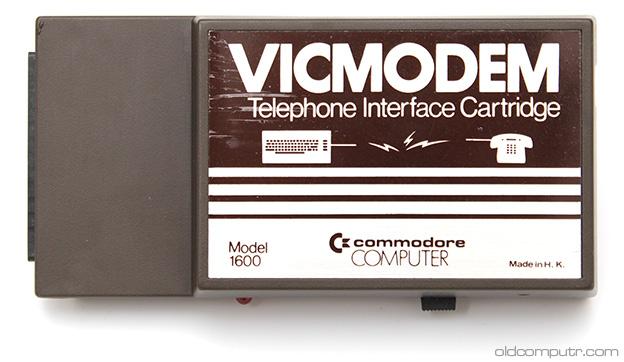 Commodore VICMODEM