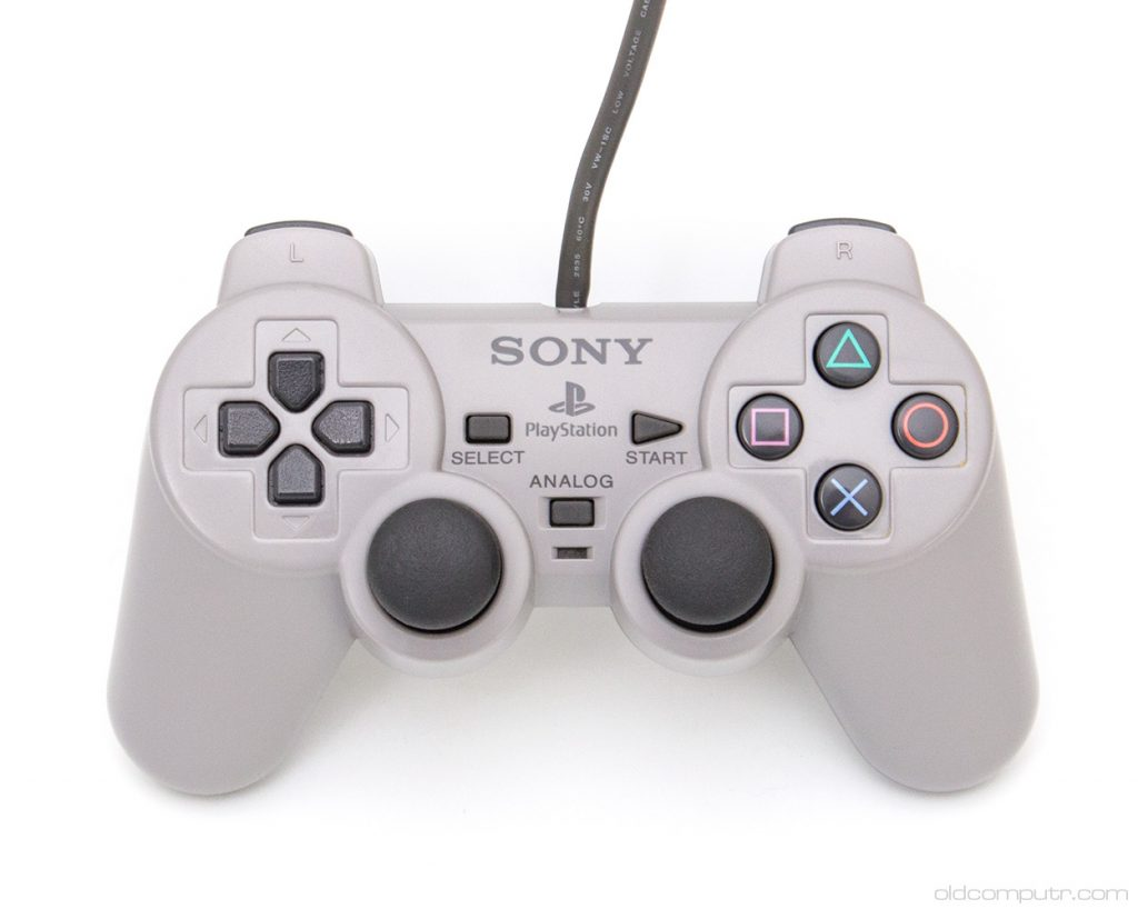 Sony PS1 DualShock controller