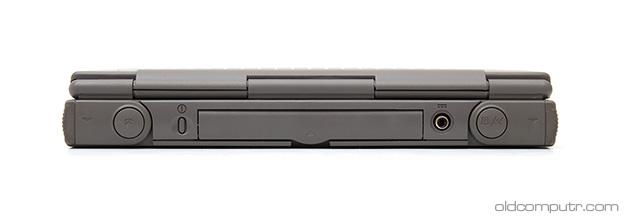 Apple PowerBook 2300c (back)