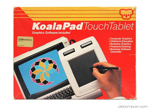 KoalaPad TouchTablet - box (front)