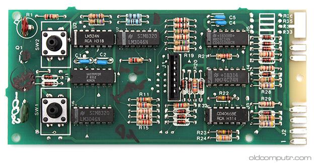KoalaPad TouchTablet - PCB