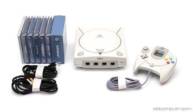Sega Dreamcast - donation