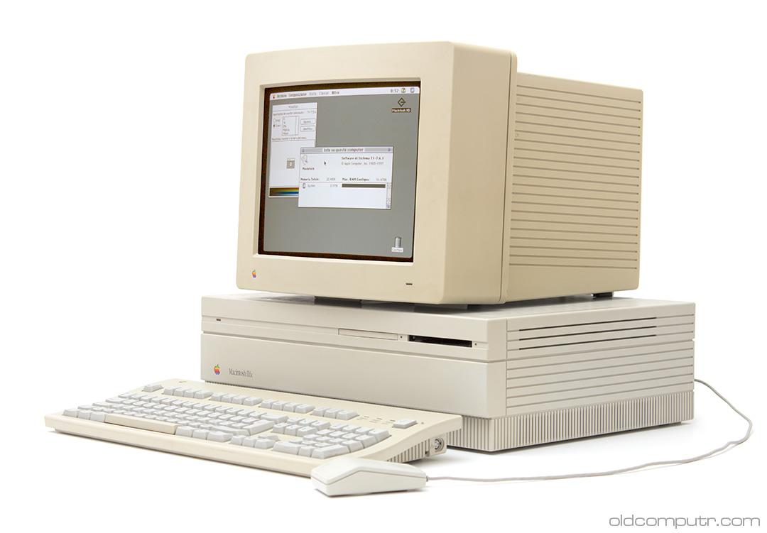 What Is Mps >> Apple Macintosh IIfx (1990) | Oldcomputr.com