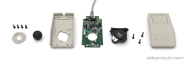 Apple ADB mouse