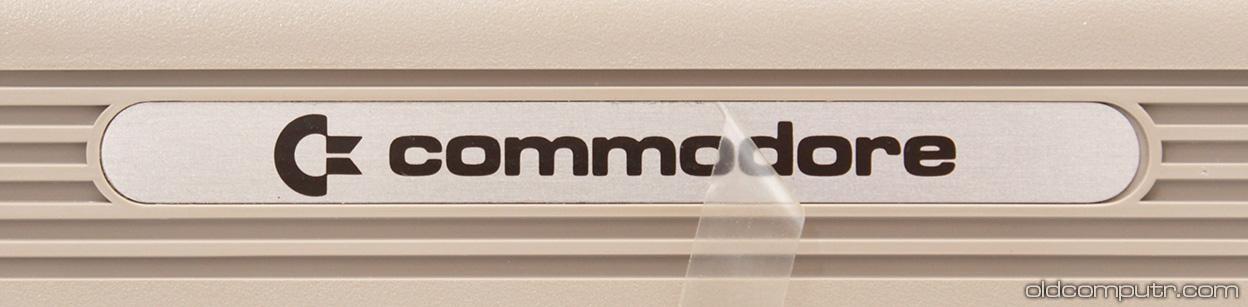 Commodore 64 - Label