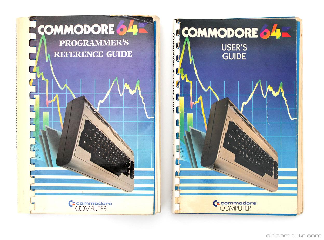 Commodore 64 - manuals