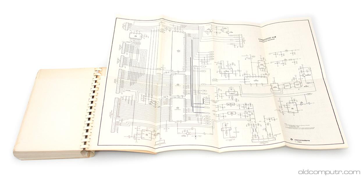 Commodore 64 - schematics