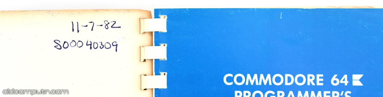 Commodore 64 - date
