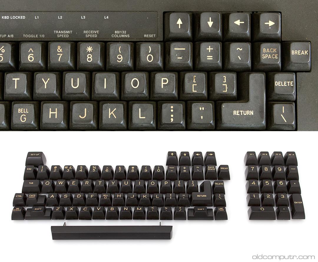 Digital VT100 - keys before / after